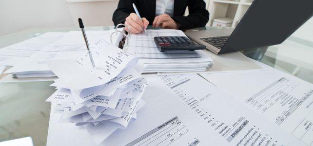 Unterstützung bei der Finanzbuchhaltung